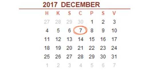 17december7